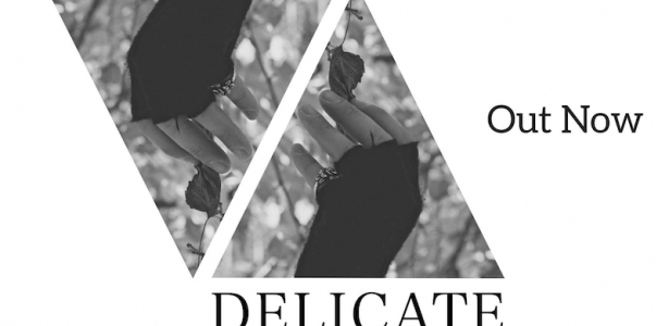 Gimmy Weaver - Delicate feat. Nathan Brumley (Woompa Records)