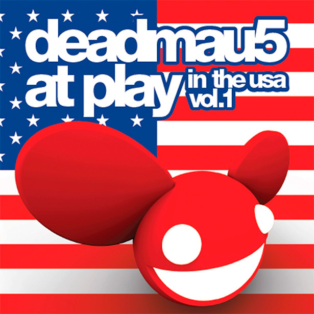 "deadmau5 ""At Play in the USA"""