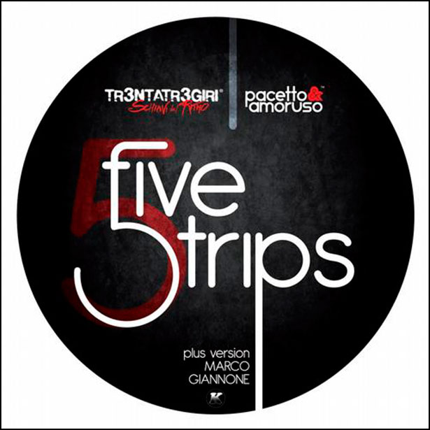 Five Trips by Marco Giannone