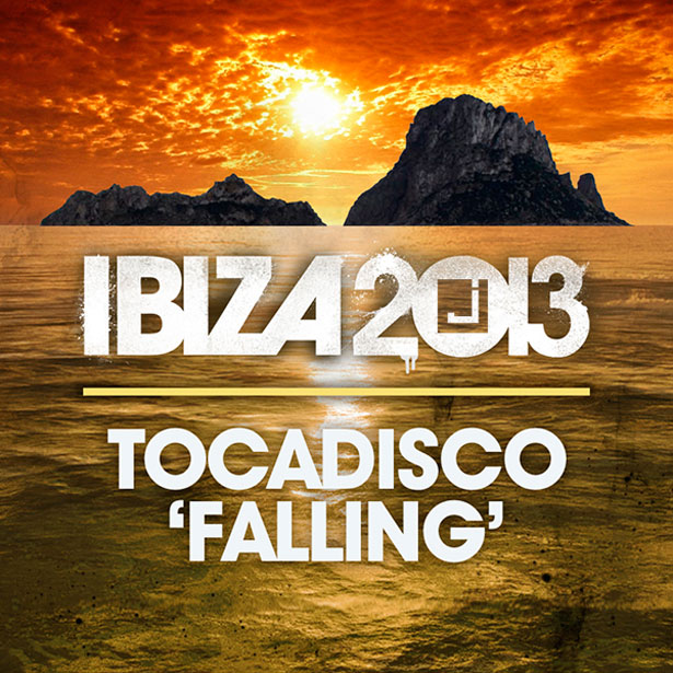 Falling by Tocadisco