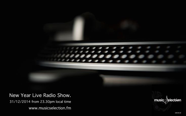 MUSIC SELECTION LIVE RADIO SHOW