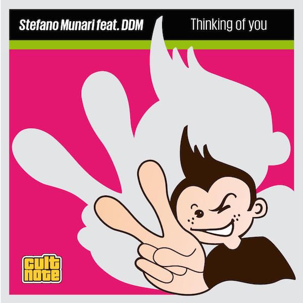 Stefano Munari feat. DMM - Thinking Of You