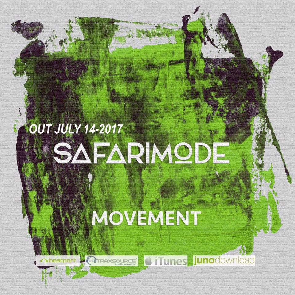 Safarimode - Movement