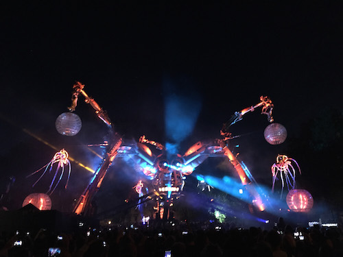 ARCADIA SPECTACULAR AUDIO CAPTURED