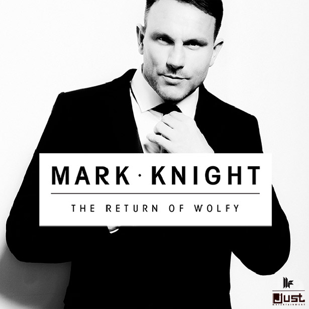 MARK KNIGHT - The Return Of Wolfy !