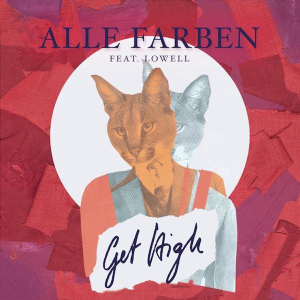Alle Farben feat. Lowell - Get High
